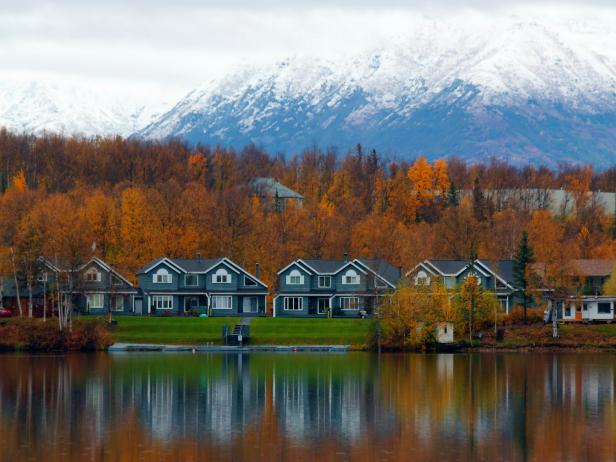 Since 1976 Alaska Has Paid Its Residents To Live There Due Permanent Fund Reserve