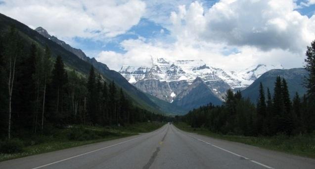 Scenic Drives in Alaska