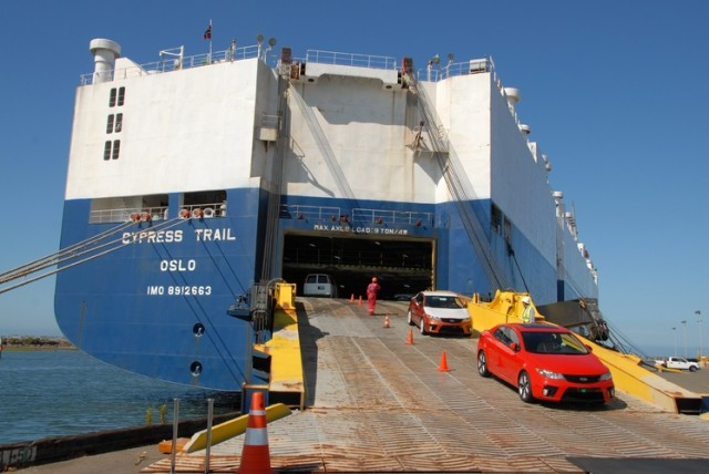 Alaska Car Shipping Guide