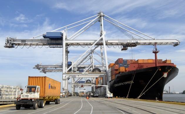 port to port shipment