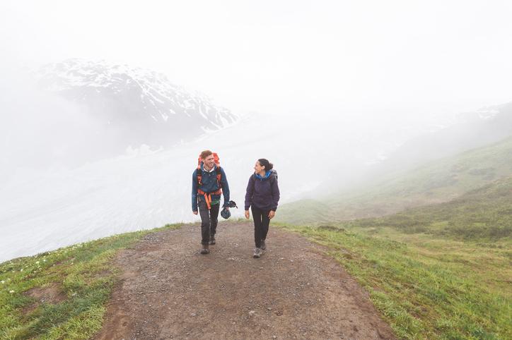 hike-in-alaska