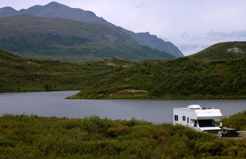 camping-in-alaska